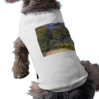 Gmunden in the background by Richard Gerstl Doggie Tee