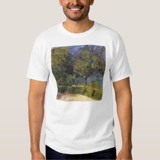Gmunden in the background by Richard Gerstl Tee Shirts