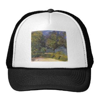 Gmunden in the background by Richard Gerstl Trucker Hat