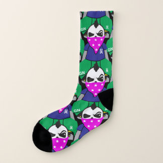 GN Puffy Pockets Socks