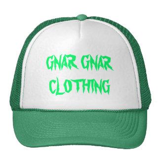 GNAR GNARCLOTHING TRUCKER HAT