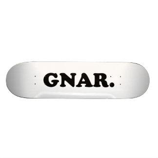 Gnar Skateboard Decks