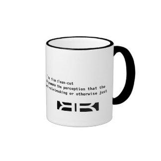 Gnarketing! Ringer Coffee Mug
