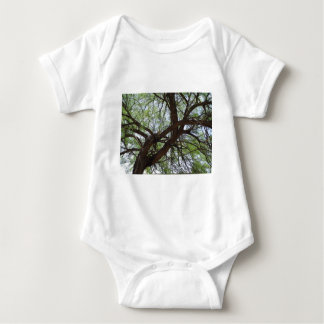 Gnarly Mesquite Branches Baby Bodysuit