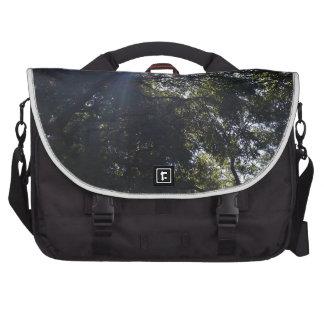 Gnarly oak. laptop commuter bag