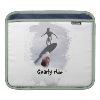 Gnarly ride sleeves for iPads