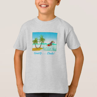 Gnarly Surfing Shirt