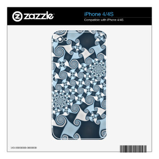Gnarly Winds iPhone 4 Decals