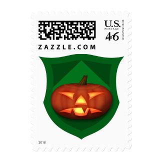 Gnash WarP o'Lantern Postage