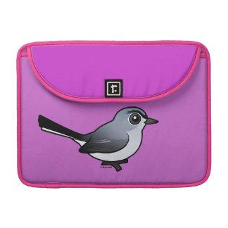 Gnatcatcher Azul-gris Fundas Para Macbooks