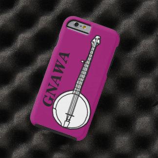 Gnawa banjo tough iPhone 6 case