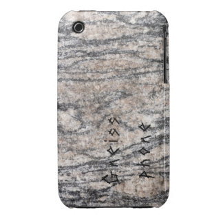 Gneiss phone iPhone 3 case