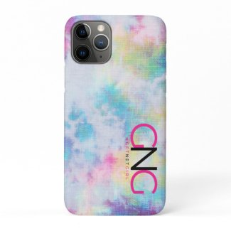 #GNG Tie Dye Phone iPhone Cover