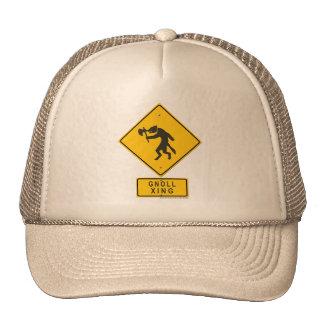 Gnoll XING Mesh Hat