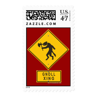 Gnoll XING Postage