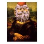 Gnome-A-Lisa Post Cards