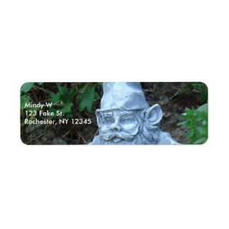 Gnome Address Labels