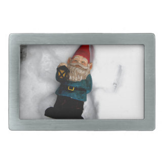 Gnome Angel Belt Buckle