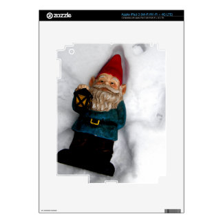 Gnome Angel iPad 3 Skins