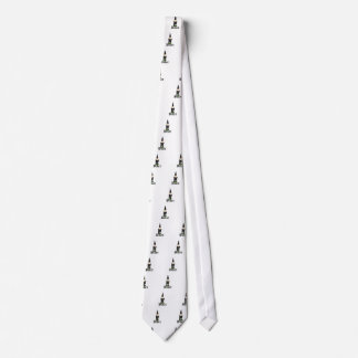 Gnome Biker Neck Tie