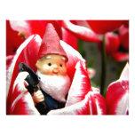 Gnome Blossom Custom Letterhead