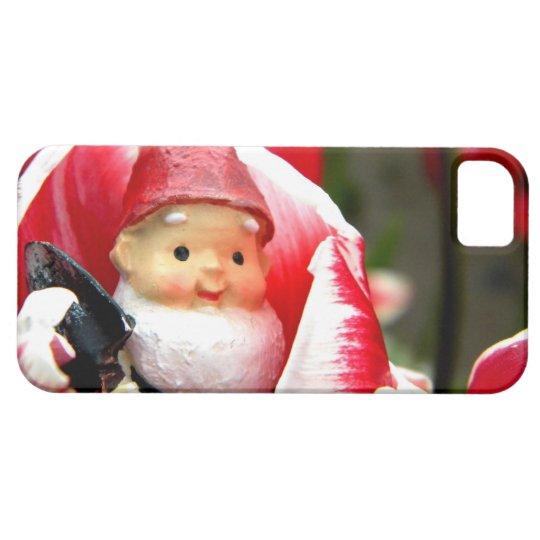 Gnome Blossom iPhone SE/5/5s Case