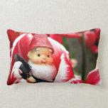 Gnome Blossom Pillows