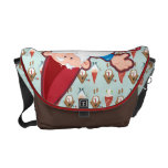 Gnome-body Hoops Like Me! Messenger Bag