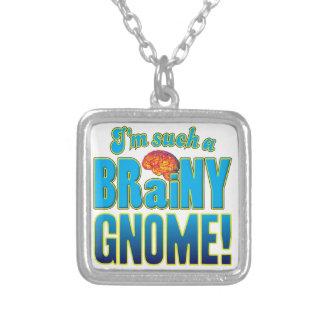 Gnome Brainy Brain Jewelry