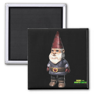 Gnome C 2 Inch Square Magnet