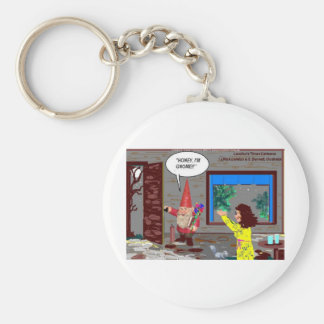 Gnome Cartoon Funny Gifts Tees Mugs Cards Etc Key Chains