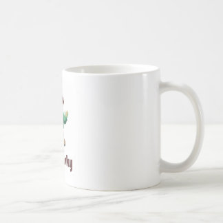 Gnome Chomsky Classic White Coffee Mug