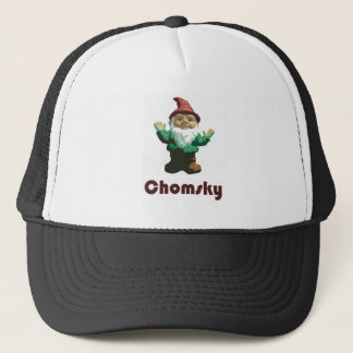Gnome Chomsky Trucker Hat