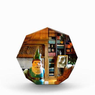 Gnome Den Acrylic Award