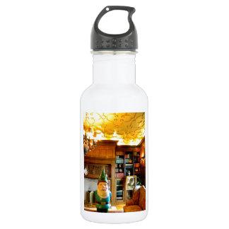 Gnome Den Stainless Steel Water Bottle