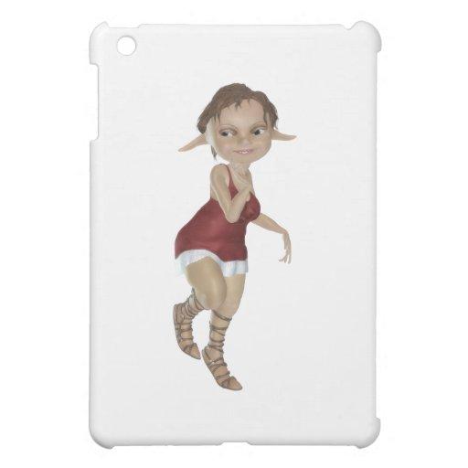 GNOME FAERIE CASE FOR THE iPad MINI