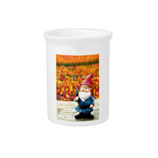 Gnome Field Beverage Pitcher