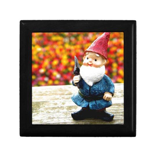 Gnome Field Gift Box