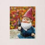 Gnome Field II Jigsaw Puzzles