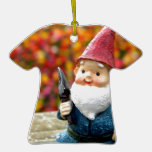 Gnome Field II Ornament