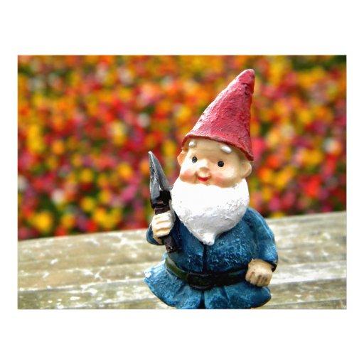 Gnome Field II Personalized Letterhead