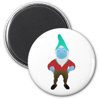 Gnome Garden Little Man Lawn Nome Gnome Underpants Refrigerator Magnet