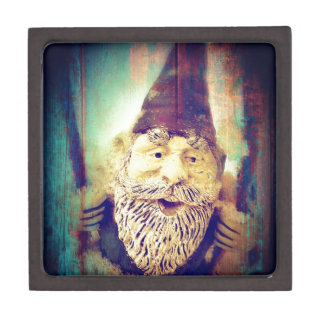 Gnome Grunge Jewelry Box