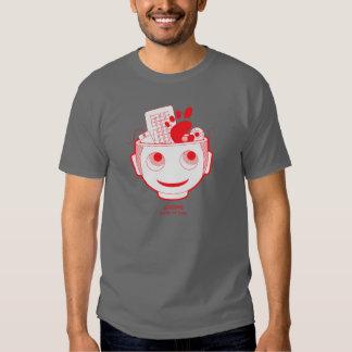 GNOME Head T Shirts