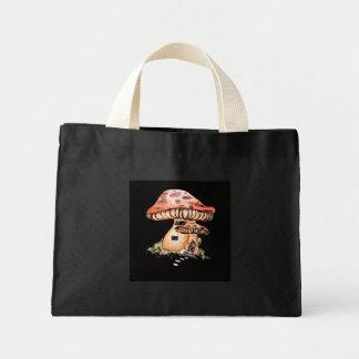 Gnome Home Canvas Bag