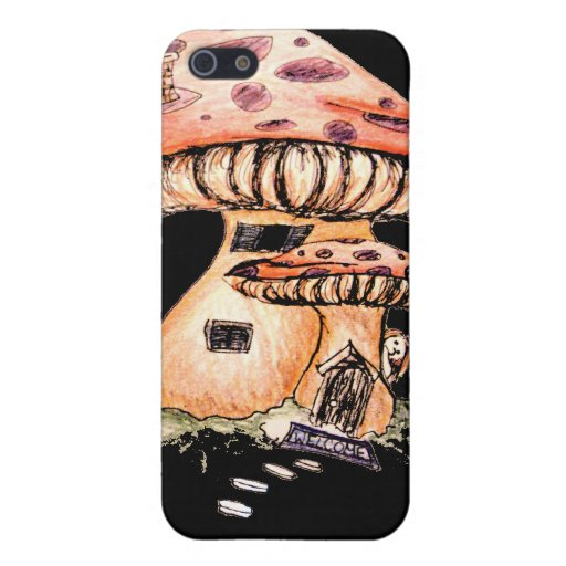 Gnome Home iPhone 5 Cover