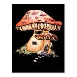 Gnome Home Postcard
