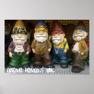 Gnome Homies, Inc. Poster