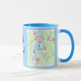 gnome in our home Mug
