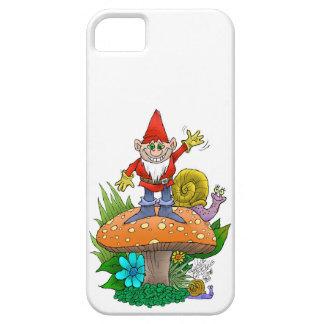 Gnome.jpg que agita funda para iPhone SE/5/5s